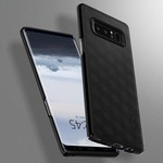 Spigen Galaxy Note 8 Kılıf Thin Fit Matte Black 587CS22051