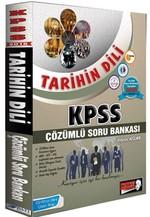 2018 KPSS Tarihin Dili Çözümlü Soru Bankası