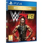 Ps4 WWE 2K18 Deluxe Edition