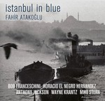İstanbul in Blue Plak