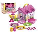 Barbie-Ev Çay Set 1816