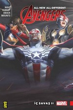 All-New All-Different Avengers 3: İç Savaş 2