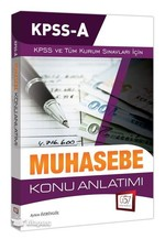 KPSS A Muhasebe Konu Anlatımı