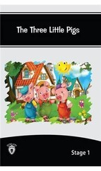 The Three Little Pigs İngilizce Hikaye Stage 1