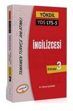 YÖKDİL YDS LYS 5 İngilizcesi Seviye 3 Tamamen Türkçe Anlatımlı