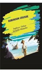 Robinson Crusoe-İngilizce Türkçe Karşılıklı Hikayeler
