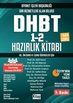 2016 DHBT 1-2 Hazırlık Kitabı