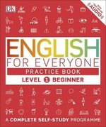 English for Everyone Level 1 Beginner (Practice book)