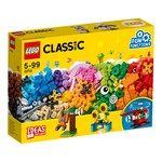Lego-Classic Bricks and Gears