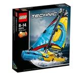 Lego-Technic Racing Yacht