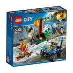 Lego-City Police Mountain Fugitives