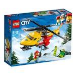 Lego-City Great Vehicles Ambln.Hel.