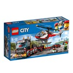 Lego City Great Vehicles H Cargo Transport 60183