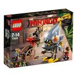 Lego Ninjago Piranha Attack 70629
