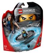 Lego Ninjago  Nya Spinjitzu Ustası