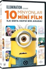 Mega Minions: 10 Mini-Movie Collection - Minyonlar: 10 Mini Film