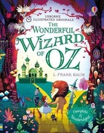 The Wonderful Wizard of Oz (Illustrated Originals)