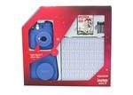 Fuji Instax Mini 9 Box2 Plus, Mavi