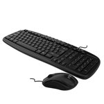 Inca Imk-384U Wıred Multimedia Q Klavye & Mouse Set