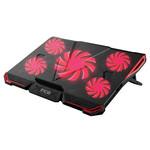 "Inca Inc-611 Gms Arrax Gamıng Notebook Soğutucu 5X Fan , 6 Kademeli,2X Usb, 13""-17"""