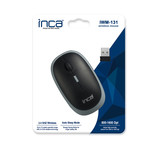 Inca Iwm-131 2.4Ghz - 1600 Dpi Kablosuz Nano Alıcılı Mouse