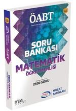 2018 ÖABT Matematik Öğretmenliği Soru Bankası
