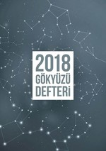2018 Gökyüzü Defteri