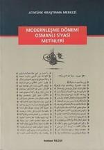 Modernleşme Dönemi Osmanlı Siyasi Metinleri
