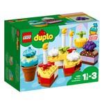 Lego-Duplo  İlk Kutlamam
