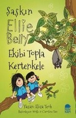 Şaşkın Ellie Belly-Ekibi Topla Kertenkele