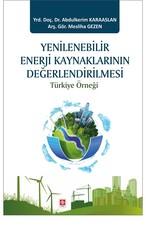 Yenilenebilir Enerji Kaynaklarının