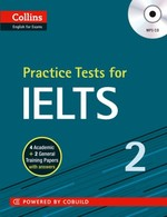 Collins Practice Tests for IELTS 2 and MP3 CD