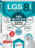 8.Sınıf LGS Fen Bilimleri Soru Bankası