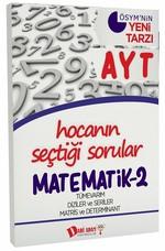AYT Matematik 2 Soru Bankası