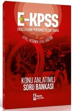 E-KPSS Genel Yetenek Genel Kültür K