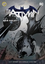 Batman Cilt 8-Ağır Siklet