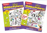 Highlights Favori Hidden Pictures 2'li Set Gizli Resimler