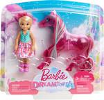 Barbie Dreamtopia Chelsea&Tek Boynuzlu Atı FPL82
