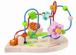Everearth Ahşap Oyuncak Eğlenceli Çiçek Tasarımı
