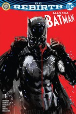 DC Rebirth-All Star Batman Sayı 1