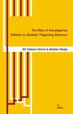 The Effect of Anti-plagiarism Software on Students' Plagiarizng Behaviour