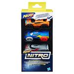 Nerf-Nıtro Araba 3Lü Yedek C0774