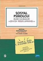 Sosyal Psikoloji-Klasik Çalışmalar