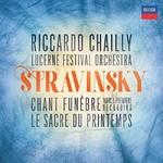 Stravinsky: Marche Funebre, Sacre De Printemps