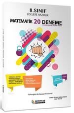 8.Sınıf LGS Matematik 20 Deneme