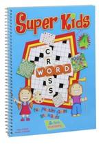4.Sınıf Süper Kids-İngilizce Öğreten Zeka Oyunları