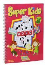 3.Sınıf Süper Kids-İngilizce Öğreten Zeka Oyunları