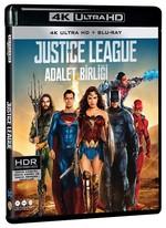Justice League 4K Uhd  - Adalet Birliği 4K Uhd