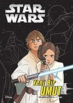 Star Wars-Yeni Bir Umut-Filmin Çizgi Romanı