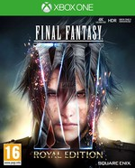 XBOX ONE FINAL FANTASY XV ROYAL